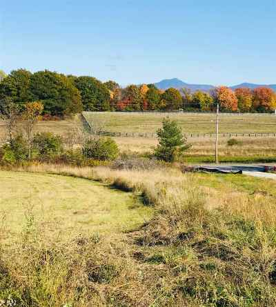 Chittenden County Residential Lots & Land For Sale: 718 Mt Philo Road #C