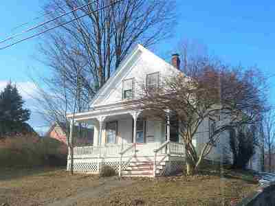 Strafford County Single Family Home For Sale: 25 Grove Street