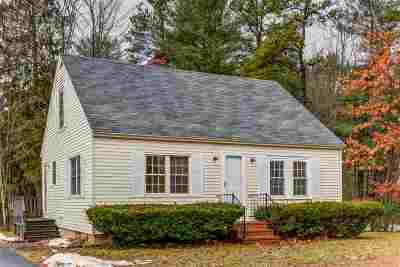 Dover Single Family Home For Sale: 38 Old Rochester Road