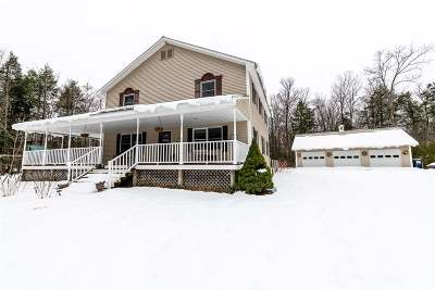 Franklin County Single Family Home For Sale: 965 County Road