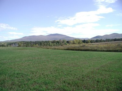Rutland Town Residential Lots & Land For Sale: 350 Us Rt 7 North Main