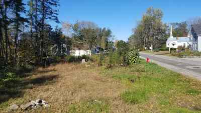 Plymouth Residential Lots & Land For Sale: Emerson Street #154