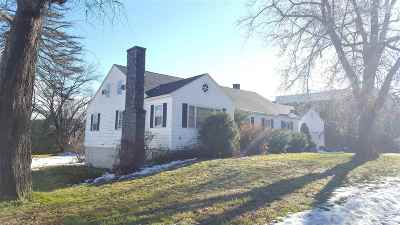 Pittsfield Single Family Home For Sale: 5 Fayette Street