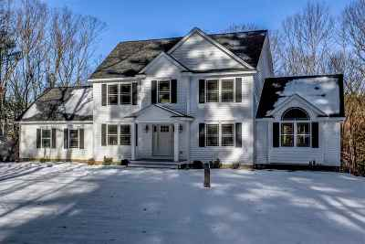 New Boston Single Family Home For Sale: 155 Joe English Road