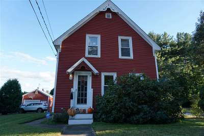Merrimack Single Family Home For Sale: 9 Railroad Avenue