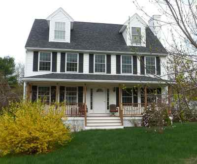 Dover Single Family Home For Sale: 11 Stiles Lane