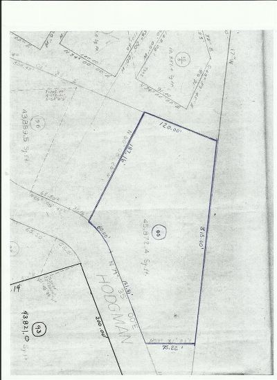Campton Residential Lots & Land For Sale: 95 Hodgman Hill Road