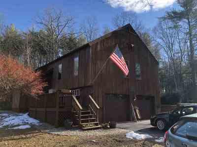 Merrimack Single Family Home For Sale: 19 Old Kings Road
