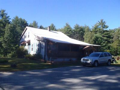 Strafford County Single Family Home For Auction: 63 Tash Road