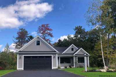 Wells Single Family Home For Sale: Lot 6 Grand Trail Drive