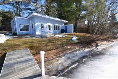 Weare Single Family Home Active Under Contract: 51 Daniels Road