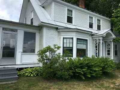 Woodstock Single Family Home For Sale: 3663 Cox District Road