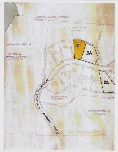 Campton Residential Lots & Land For Sale: 26-4 Brambleberry Road