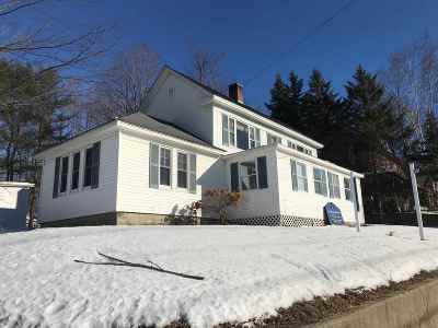 Ashland Single Family Home Active Under Contract: 72 Main Street