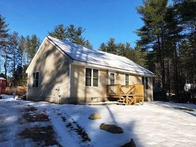 Thornton Single Family Home Active Under Contract: 114 Laundromat Road