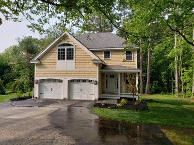 Single Family Home For Sale: 232 Exeter Road