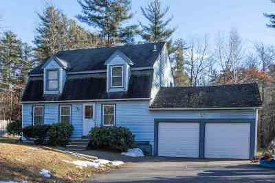 Londonderry Single Family Home Active Under Contract: 283 High Range Road