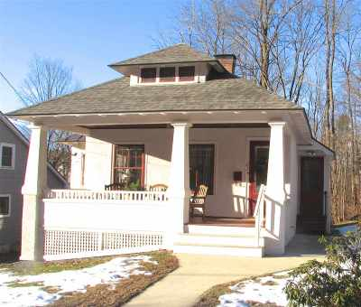 Single Family Home For Sale: 42 Greenhill Parkway Street