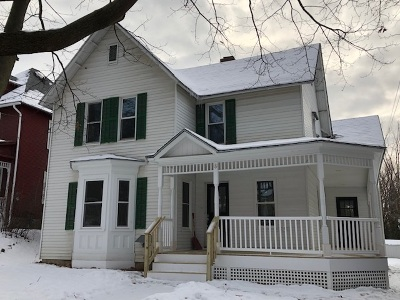 Franklin County Single Family Home For Sale: 88 Congress Street