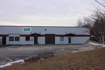 Manchester Commercial Lease For Lease: 750 E Industrial Park Drive #4