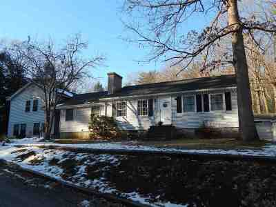 Sanbornton Single Family Home For Sale: 10 Lower Bay Road