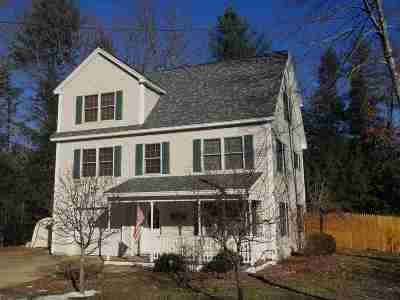 Milford Single Family Home Active Under Contract: 7 Lovejoy Road
