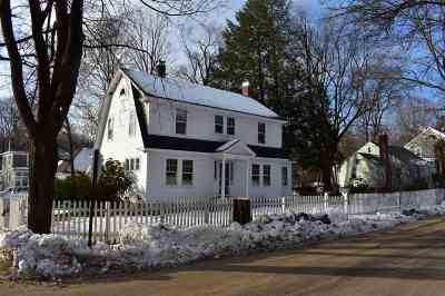 Plymouth Single Family Home For Sale: 1 Garland Street