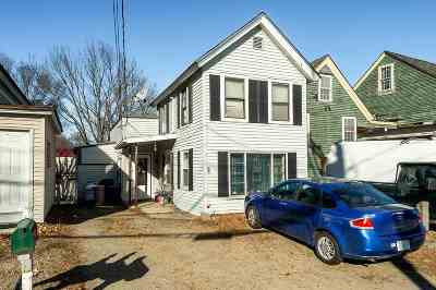 Raymond Single Family Home For Sale: 3 Old Manchester Road