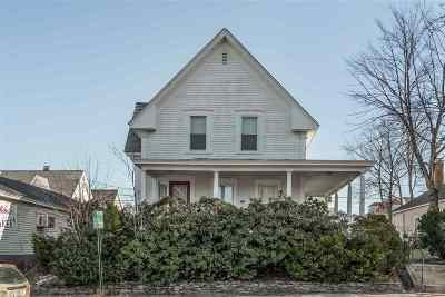 Manchester Multi Family Home For Sale: 817 Union Street