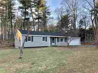 Kingston Single Family Home Active Under Contract: 1 Beach Drive