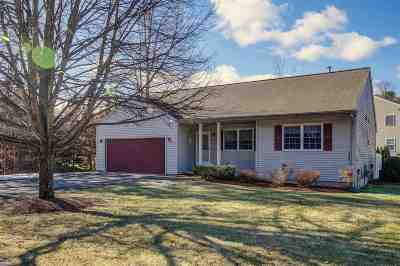 Merrimack Single Family Home For Sale: 22 Independence Drive