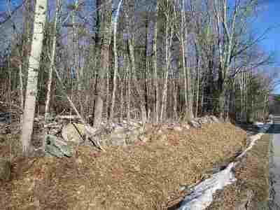 Moultonborough Residential Lots & Land For Sale: Lot 7.2 Ossipee Mountain Road