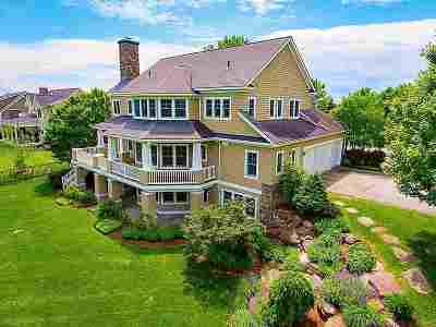 South Burlington Single Family Home For Sale: 338 Golf Course Road