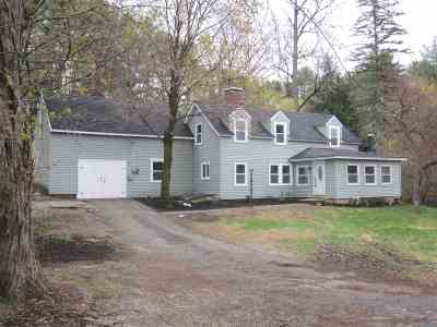Hopkinton Single Family Home For Sale: 160 Spring Street