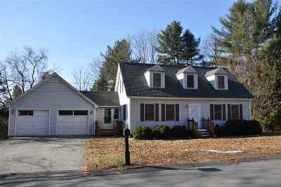 Pembroke Single Family Home For Sale: 412 Girard Avenue