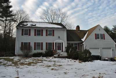 Goffstown Single Family Home For Auction: 41 Black Brook Road