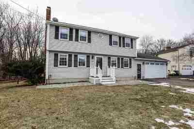 Manchester Single Family Home Active Under Contract: 334 Cranwell Drive