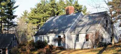 Derry Single Family Home Active Under Contract: 58 Walnut Hill Road