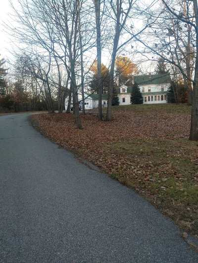 Newfields Single Family Home For Sale: 66 Piscassic Road