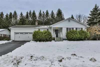 Manchester Single Family Home Active Under Contract: 65 Brae Burn Drive