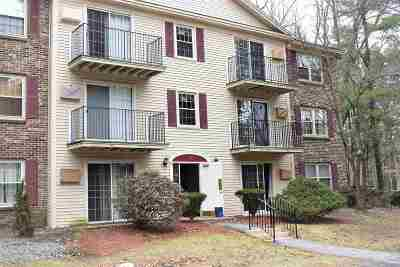 Nashua Condo/Townhouse Active Under Contract: 4 Autumn Leaf Drive #14