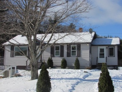 Gilford Single Family Home For Sale: 167 Hoyt Road