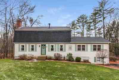 Merrimack Single Family Home For Sale: 17 Mason Road