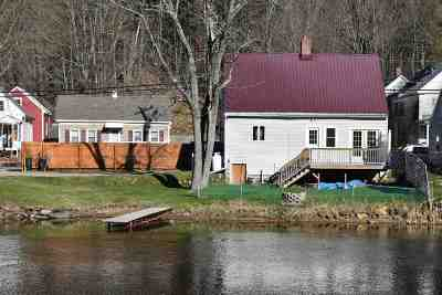 Strafford County Single Family Home For Sale: 564 White Mountain Highway