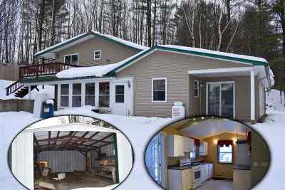 Orleans County Single Family Home For Sale: 387 West Main Street