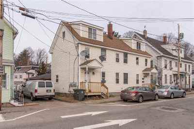 Pembroke Multi Family Home For Sale: 10-12 Central Street