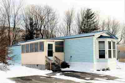 Woodstock Mobile/Manufactured For Sale: 13 Birchway Drive