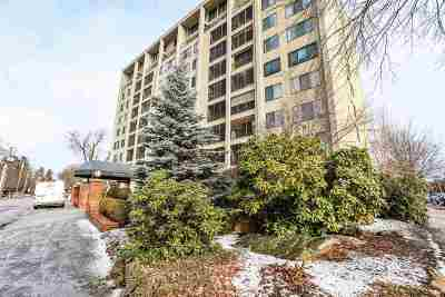 Manchester Condo/Townhouse For Sale: 55 River Road #4B