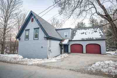 Single Family Home For Sale: 19 Warren Street