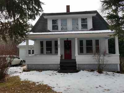 Alton NH Single Family Home For Sale: $249,900